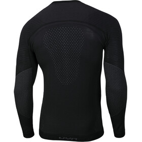 UYN Fusyon UW LS Shirt Men Black/Anthracite/Anthracite